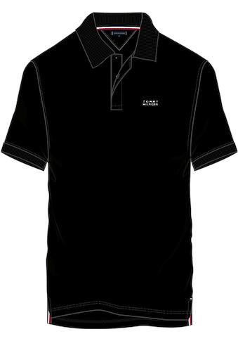TOMMY HILFIGER Poloshirt »CLEAN JERSEY SLIM POLO« kaufen