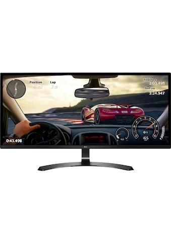 LG »29UM59« Gaming - LED - Monitor (29 Zoll, 2560 x 1080 Pixel, 5 ms Reaktionszeit, 60 Hz) kaufen
