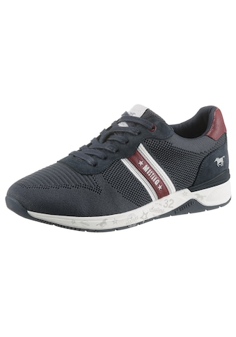 Mustang Shoes Sneaker, in Strick-Optik kaufen