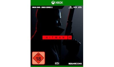 SquareEnix Spiel »HITMAN 3«, Xbox One kaufen