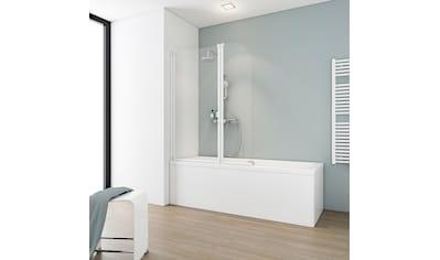 Schulte Badewannenfaltwand »Komfort«, Breite: 115 cm kaufen