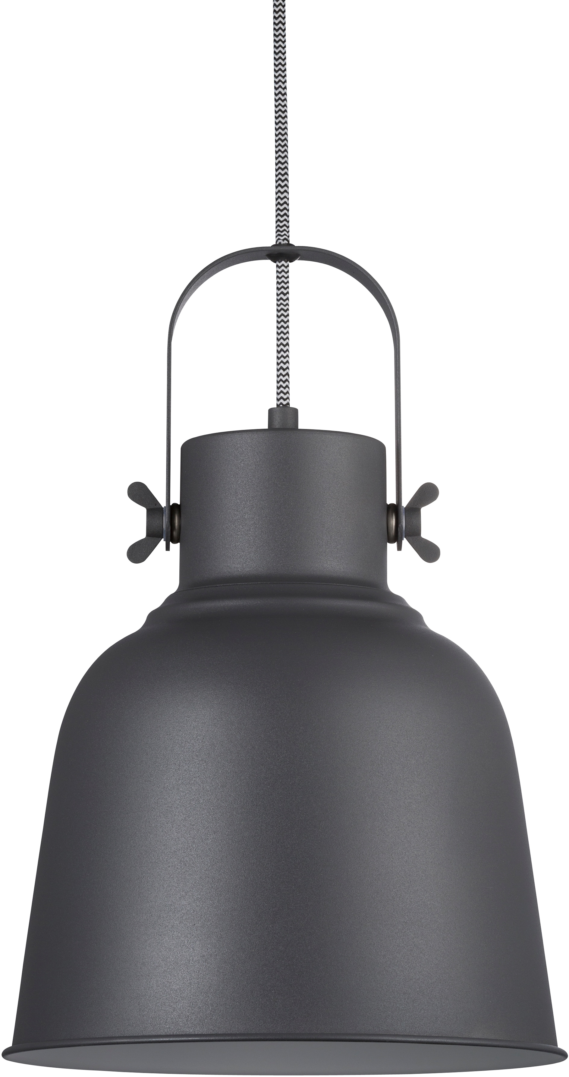 Nordlux Pendelleuchte ADRIAN, E27, Hängeleuchte, Retro, Industrial Look, Pendelleuchte