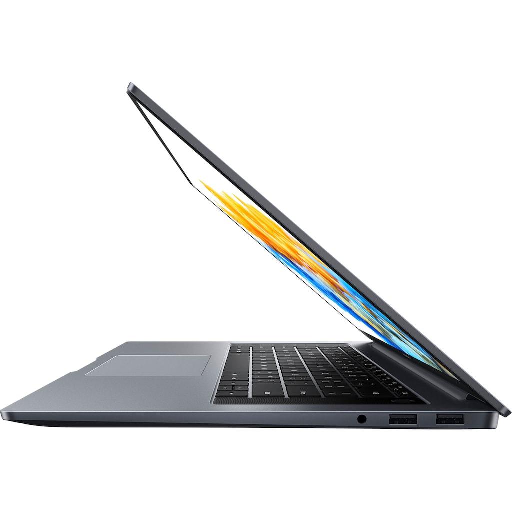 "Honor Notebook »MagicBook Pro 16 16GB+512GB«, (40,9 cm/16 "" AMD Ryzen 5 \r\n 512 GB SSD), Kostenloses Upgrade auf Windows 11, sobald verfügbar"