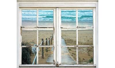 queence Wandsticker »Weg ins Meer« kaufen