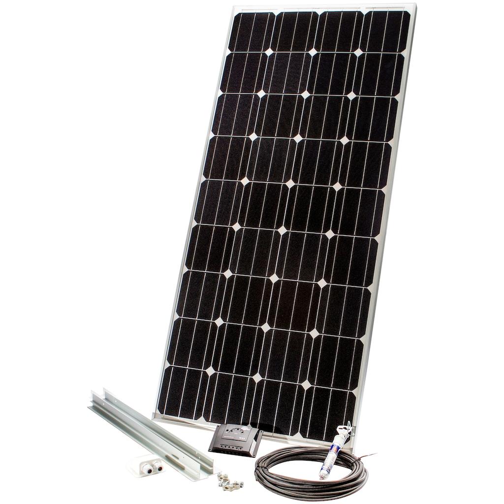 Sunset Solarmodul »Caravan-Set 140 Watt, 12 V«, für Reisemobile und Fahrzeugdächer