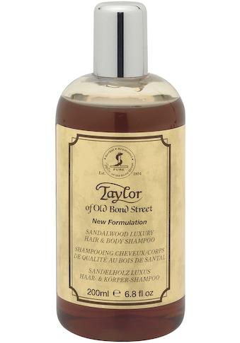 "Taylor of Old Bond Street Duschgel ""Dusch - /Badegel und Shampoo Sandelholz, 200 ml"" kaufen"