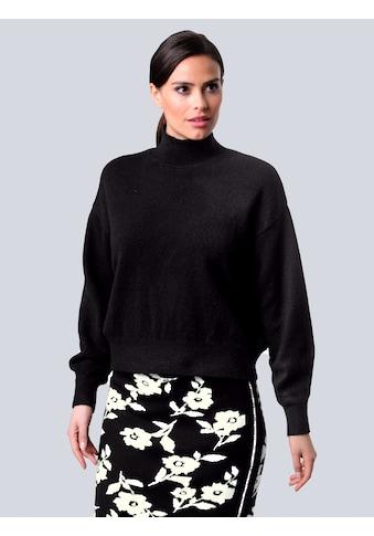 Alba Moda Stehkragenpullover, mit hohem Stehkragen kaufen