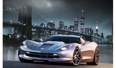 Fototapete »Manhatten Car I« kaufen
