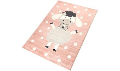 Kinderteppich, »Dolly«, Living Line, rechteckig, Höhe 12 mm, maschinell gewebt kaufen