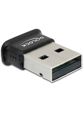 Delock »USB 2.0 Bluetooth Adapter V4.0 Dual Modus« Adapter USB zu USB - C kaufen