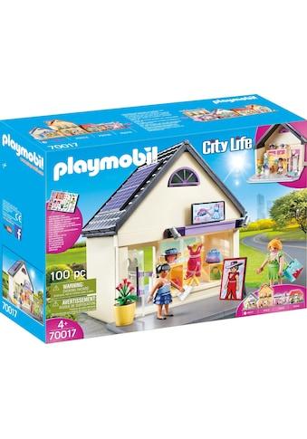 "Playmobil® Konstruktions - Spielset ""Meine Trendboutique (70017), City Life"", Kunststoff kaufen"