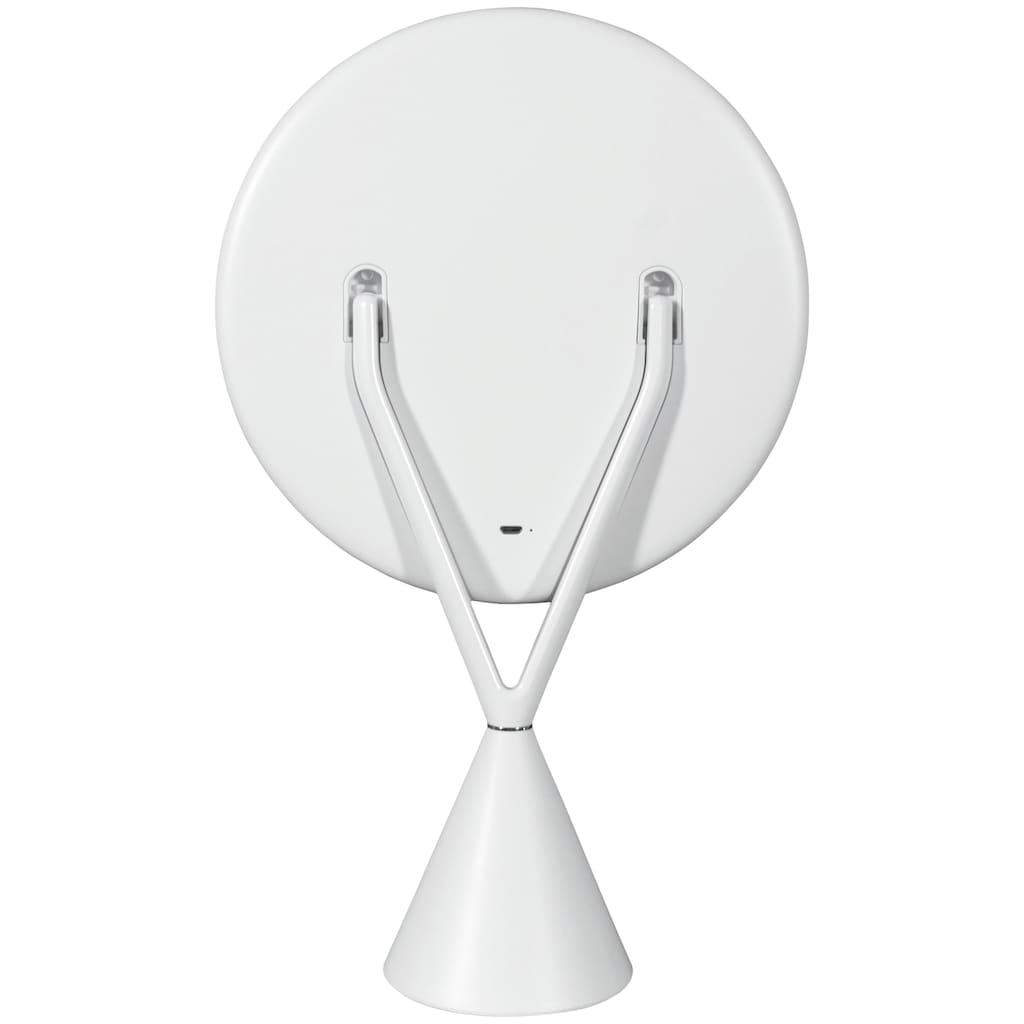 Kleine Wolke Kosmetikspiegel »Lady Mirror«, 5-fach Vergrößerung, mit Magnetaufsatz