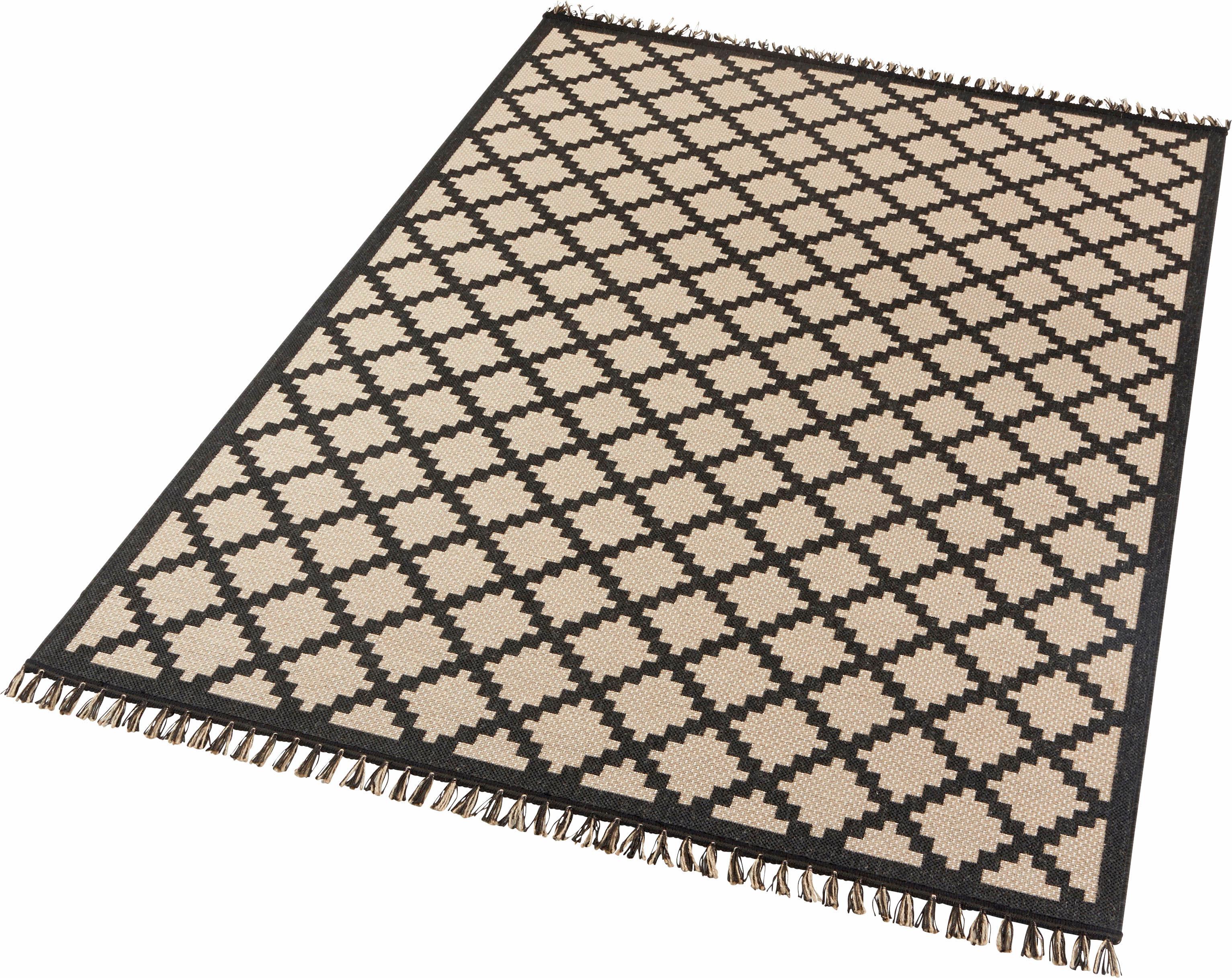 Teppich Visby HANSE Home rechteckig Höhe 3 mm maschinell gewebt