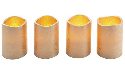 LED - Kerze, (Set, 4 - tlg.) kaufen