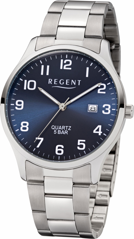 Regent Quarzuhr 11150665 | Uhren > Quarzuhren | Regent