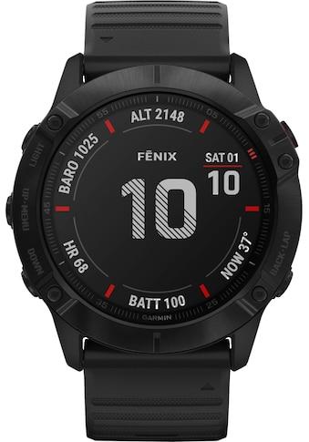 "Garmin Smartwatch »fēnix 6X – Pro« (3,56 cm/1,4 "" kaufen"