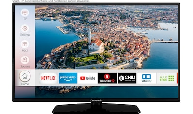 "Hanseatic LED-Fernseher »32H500FDSII«, 80 cm/32 "", Full HD, Smart-TV kaufen"