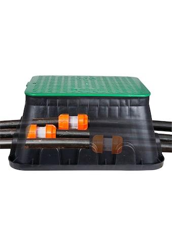 HEITRONIC Kabelführung »Sicherheits-Bodeneinbaudose«, leicht abnehmbarer Deckel, bis... kaufen
