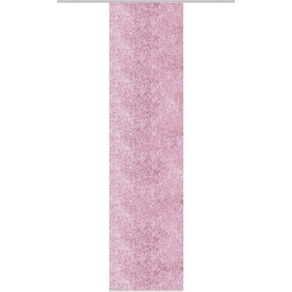 HOME WOHNIDEEN Schiebegardine »FILOSIA«, HxB: 245x60, Dekostoff Digitaldruck