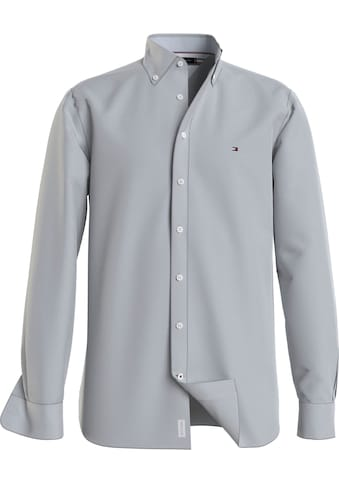 TOMMY HILFIGER Langarmhemd »NATURAL SOFT POPLIN SHIRT« kaufen