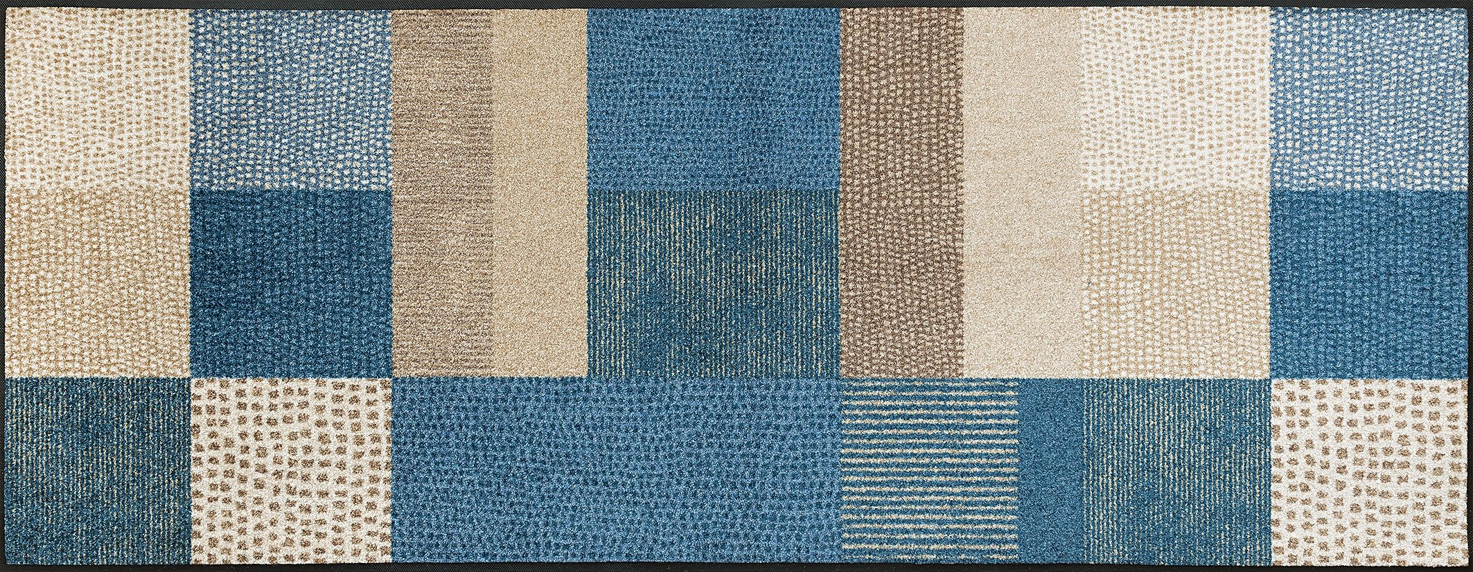 Läufer Lanas wash+dry by Kleen-Tex rechteckig Höhe 7 mm gedruckt