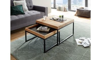 MCA furniture Couchtisch, Couchtisch Set kaufen
