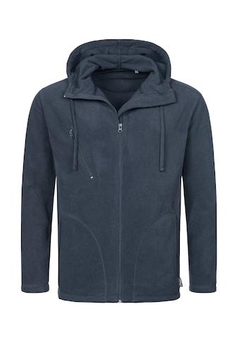 Stedman Fleecejacke mit komfortabler Kapuze »Active Hooded« kaufen