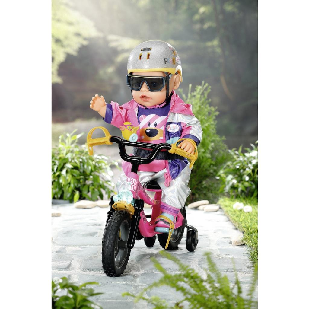 Baby Born Puppen Fahrzeug »Fahrrad«