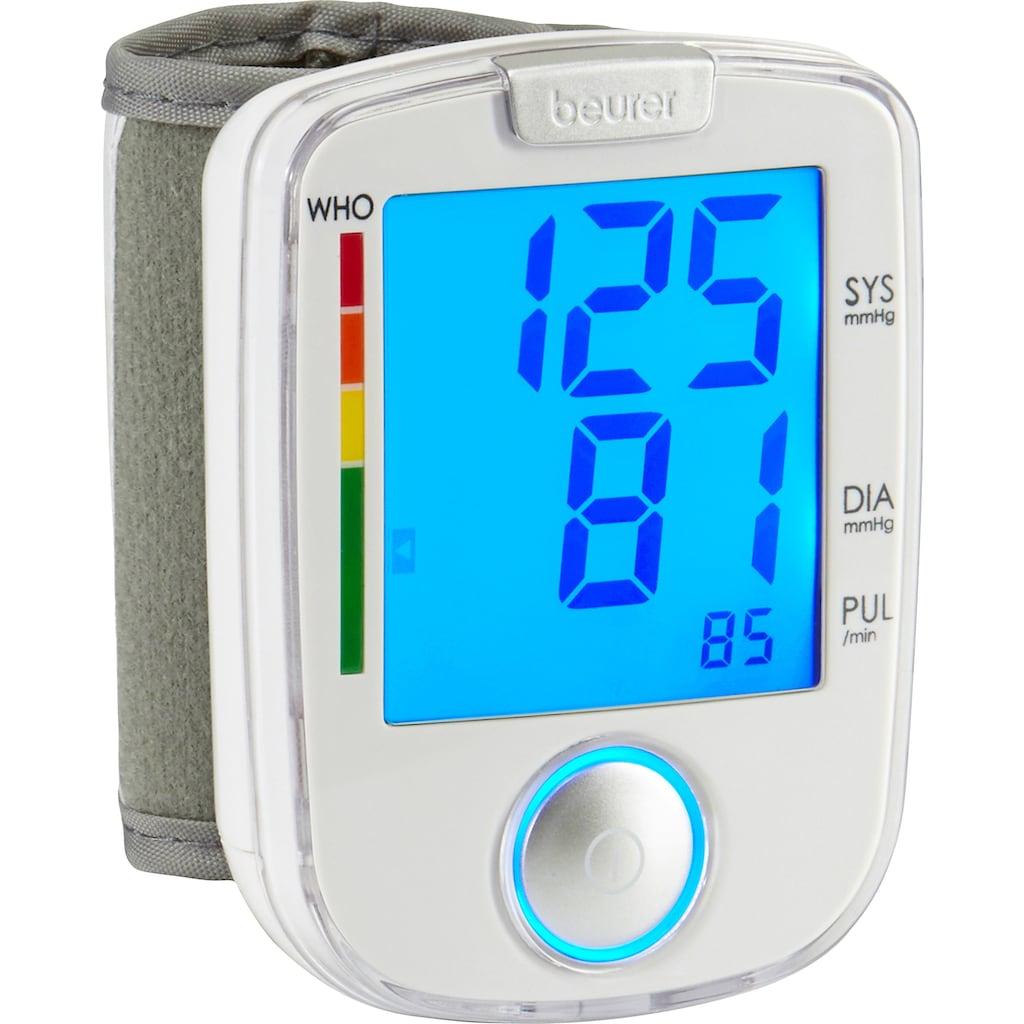 BEURER Handgelenk-Blutdruckmessgerät »BC 44«