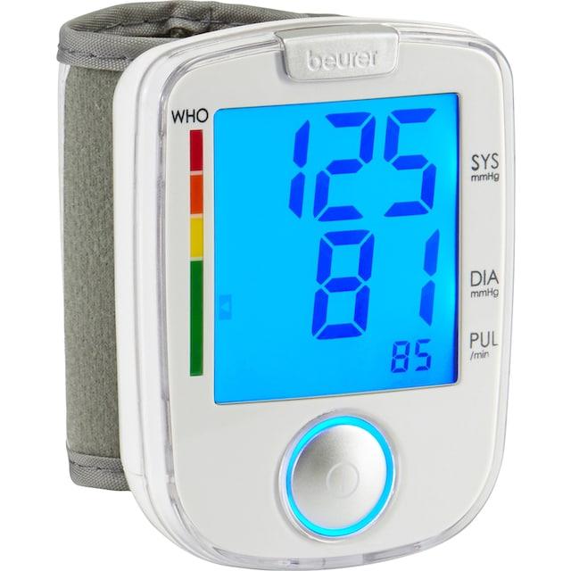 BEURER Handgelenk-Blutdruckmessgerät BC 44