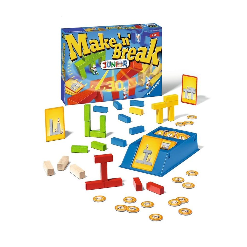 Ravensburger Spiel »Make`n`Break«, Made in Europe, FSC® - schützt Wald - weltweit