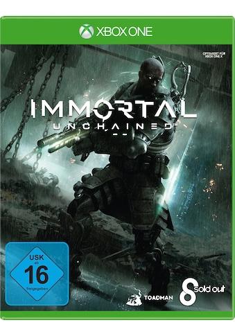 Xbox One Spiel »Immortal: Unchained«, Xbox One kaufen