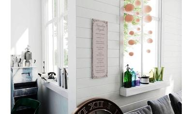Reinders! Deco-Panel »Familie« kaufen