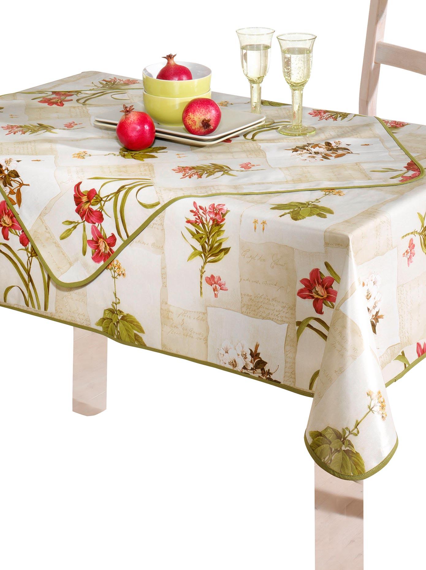 Tischdecke | Heimtextilien > Tischdecken und Co > Tischdecken