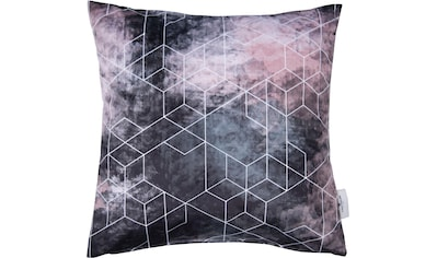 TOM TAILOR Kissenhülle »Batik Velvet«, (1 St.), mit grafischem Muster kaufen