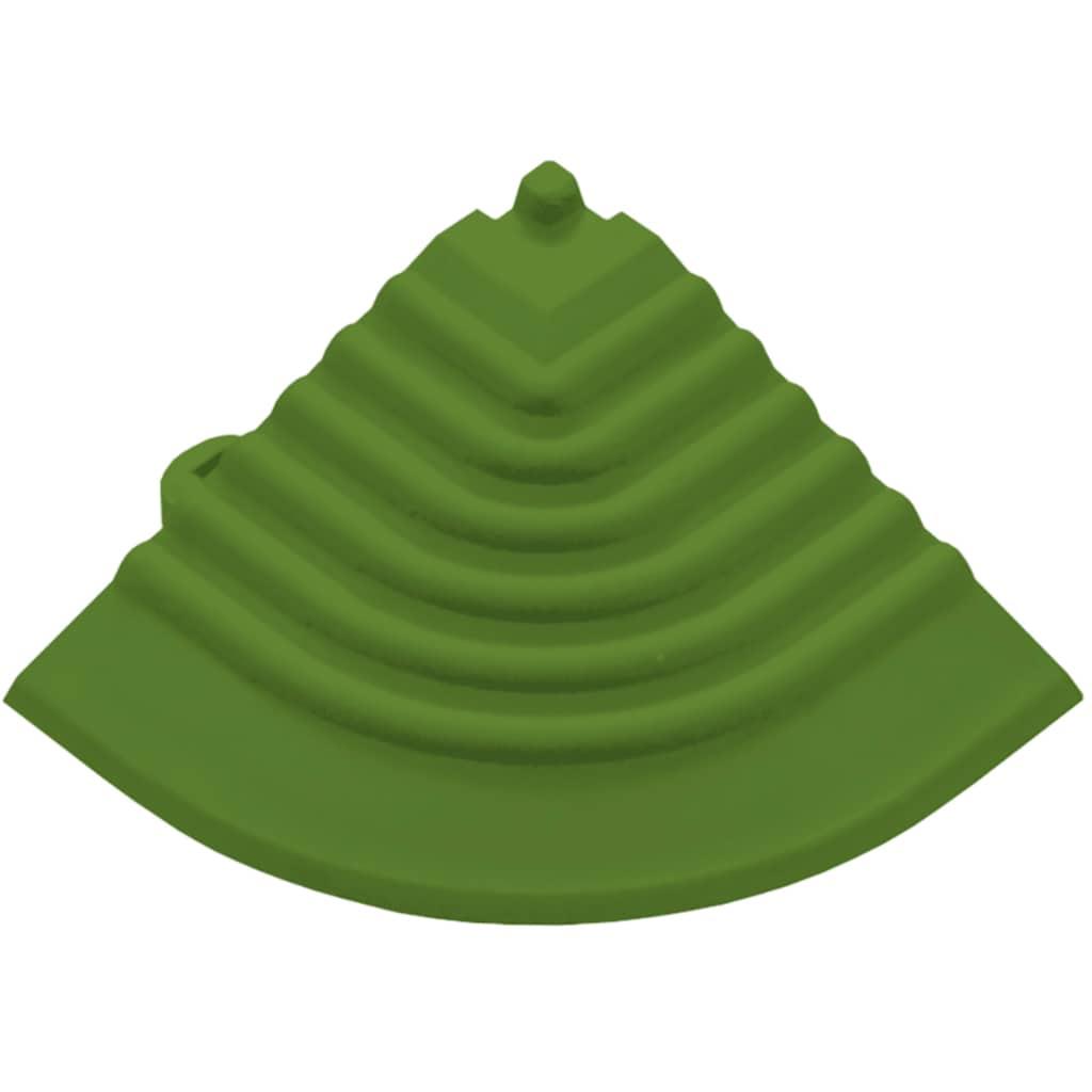 florco® Klickfliesen-Eckleiste, Eckteil grün, 30 cm