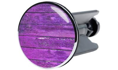 SANILO Stöpsel »Purple Wall«, für Waschbecken, Ø 4 cm kaufen