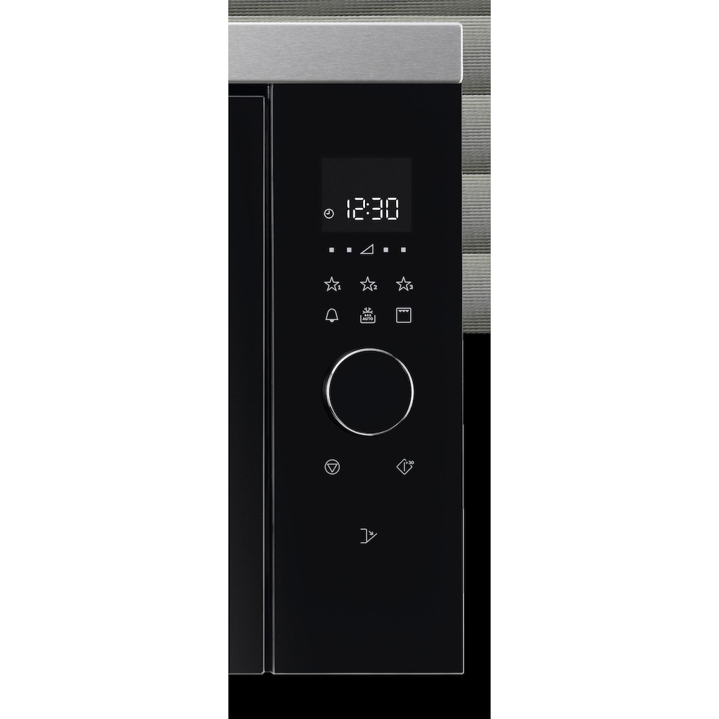 AEG Einbau-Mikrowelle »MBB1756DEM«, Mikrowelle-Grill, 800 W