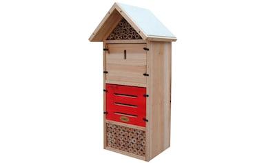 Habau Insektenhotel »Kompakt«, BxTxH: 25x20x55 cm kaufen