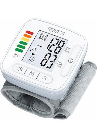 Sanitas Handgelenk-Blutdruckmessgerät »SBC22« kaufen