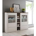 TRENDMANUFAKTUR Highboard »Larona«