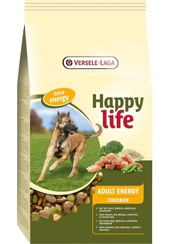 Bento Kronen Trockenfutter »Happy Life Adult Chicken Energy«, (1), 15 kg kaufen