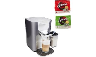 Senseo Kaffeepadmaschine HD6574/20 Latte Duo kaufen