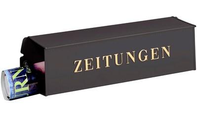 BURG WÄCHTER Briefkasten »808 E«, Zeitungsbox kaufen