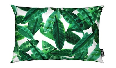 Dekokissen, »Small Palm Leaves«, Juniqe kaufen