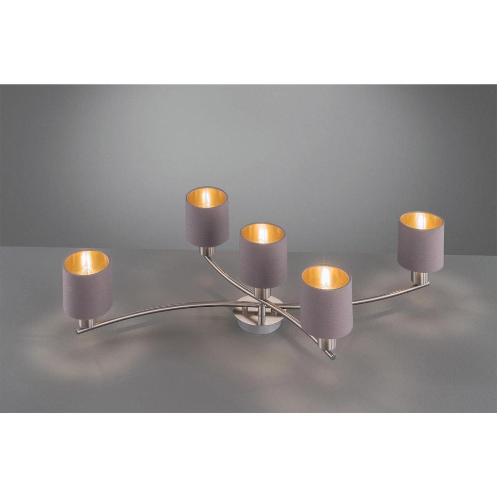 TRIO Leuchten Deckenleuchte »GARDA«, E14, schwenkbar