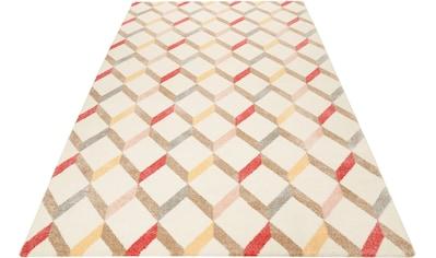 Esprit Teppich »Rica«, rechteckig, 13 mm Höhe, Wohnzimmer kaufen