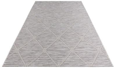 ELLE Decor Teppich »Yonne«, rechteckig, 4 mm Höhe, In- und Outdoor geeignet, Wohnzimmer kaufen