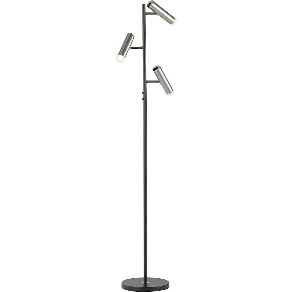 FISCHER & HONSEL LED Stehlampe »Ronja Zig«, LED-Board, 1 St.
