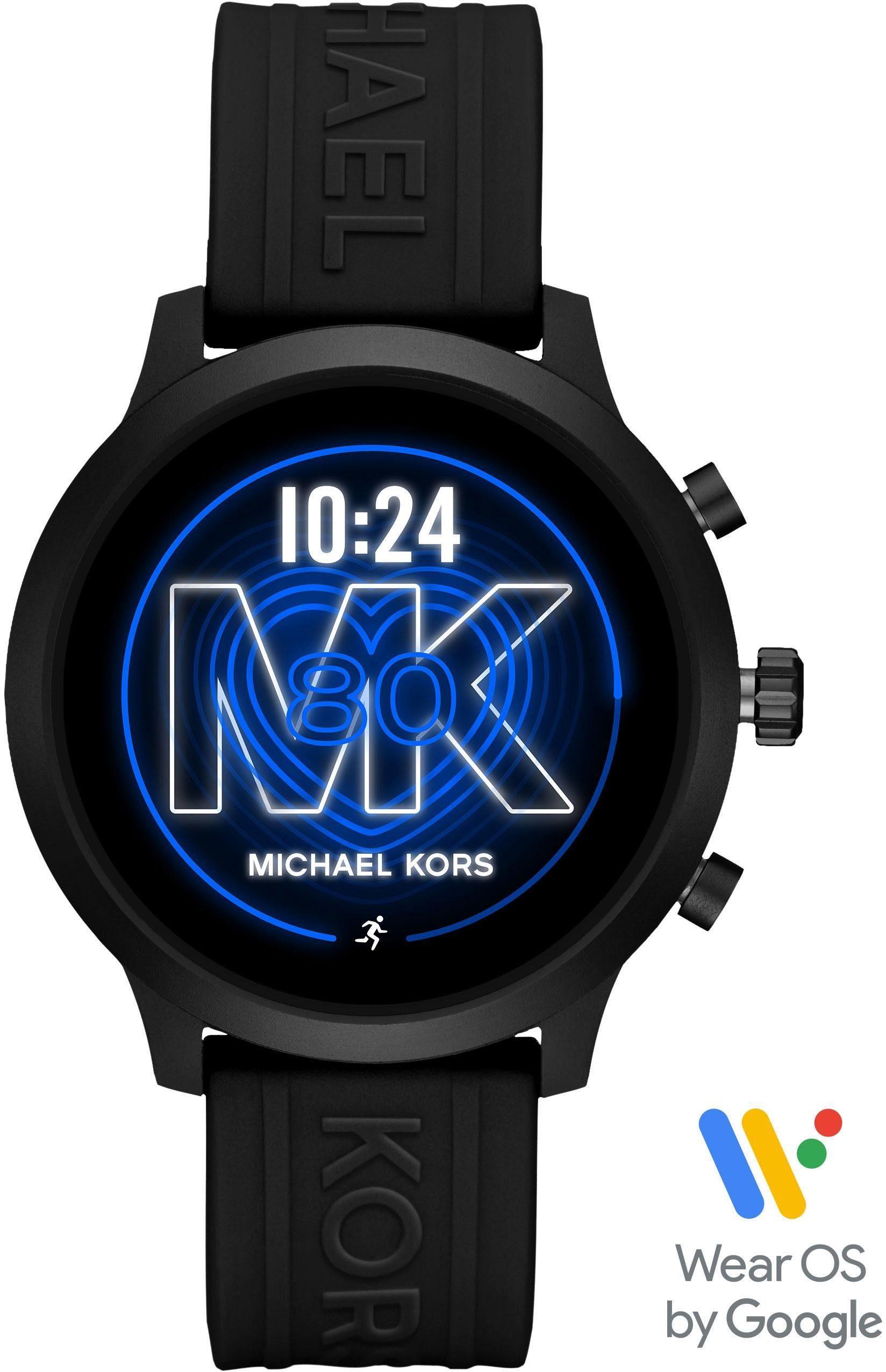 MICHAEL KORS ACCESS MKGO MKT5072 Smartwatch ( 119 Zoll Wear OS by Google) | Uhren > Smartwatches | Michael Kors Access